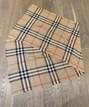 Burberry Wollen sjaal veelkleurig Wol