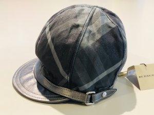 Burberry Visor Cap black-grey