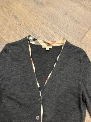 Burberry Brit Cardigan in maglia multicolore Lana