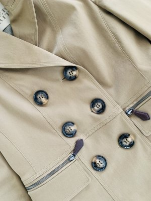 Burberry Trench color cammello Cotone