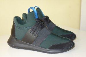 Org. BY MALENE BIRGER Sporrana Sneaker in dunkelgrün/schwarz Gr.39 wie neu