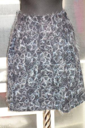 Cacharel Jupe noir-bleu pâle