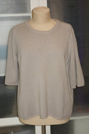 Org. CHLOE Kaschmir-Pullover in beige/hellgrau Gr.L