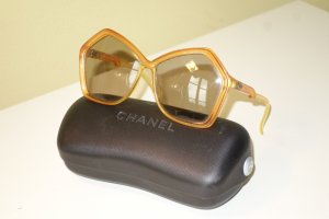 Christian Dior Retro Glasses light orange