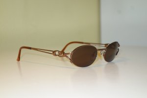 Christian Dior Retro Glasses bronze-colored