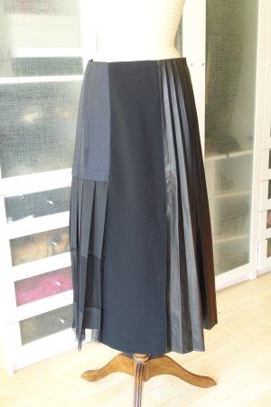 Dorothee Schumacher Jupe plissée noir