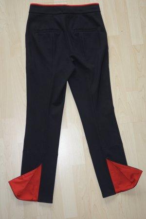 Org. DOROTHEE SCHUMACHER super stylische Hose mit Schlitzen Gr.38