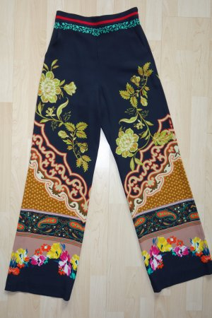 Org. ETRO Palazzo Hose mit Print sold out Gr.34