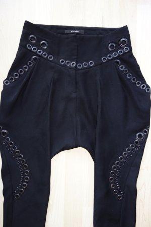 Givenchy Pantalón estilo Harem negro