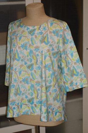 Org. HERZENSANGELEGENHEIT oversized Bluse mit Print Gr.38