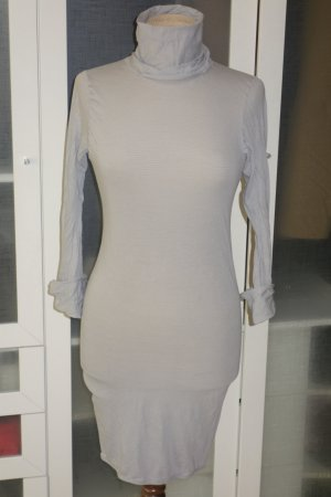 Humanoid Long Sweater light grey cotton