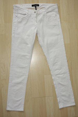 Org. ISABEL MARANT skinny Jeans in weiß 36/38