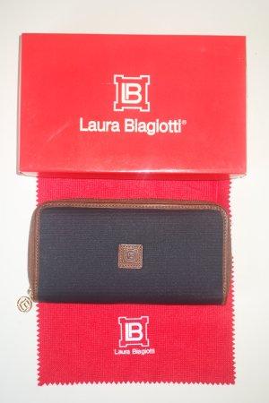 Org. LAURA BIAGIOTTI Portemonnaie NEU+Karton