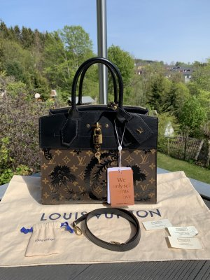 Org. Louis Vuitton City Steamer MM Blossom Limited Edition NP 3.900€
