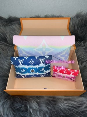 ORG. Louis Vuitton Escale Pochette Kirigami NEU SELTEN