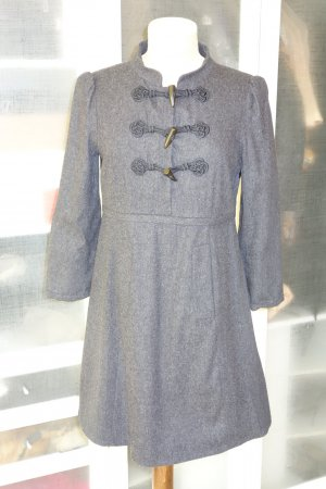 Org. MARC BY MARC JACOBS Kleid aus Wolle in anthrazit Gr.38