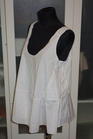 Marni Top blanc coton