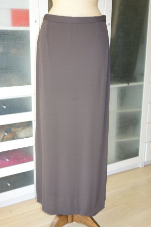 Org. MAX MARA Maxirock in taupe Gr.42