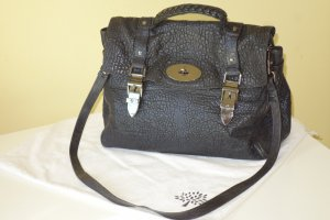 Mulberry Tote black leather