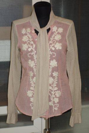 Nolita de Nimes Tie-neck Blouse multicolored