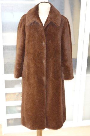 Peter Hahn Pelt Coat dark brown pelt