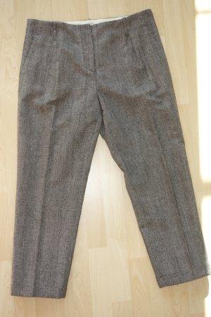 Pantalone di lana grigio scuro Lana