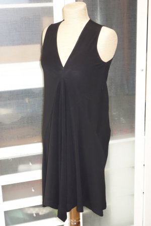 Org. RICK OWENS Avantgarde dress in schwarz Gr.36