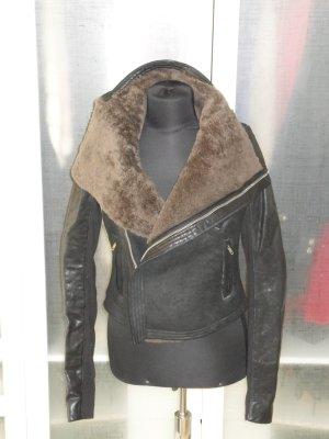 Rick owens Jacket black pelt