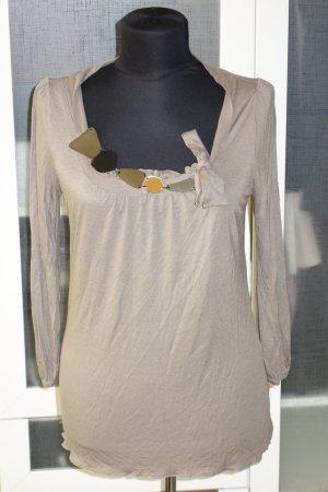 Org. SCHUMACHER Jersey Pullover mit Kette Gr.XS