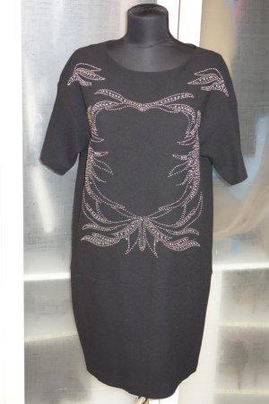 Org. SINEQUANONE Kleid mit Nieten-Applikationen Gr.42