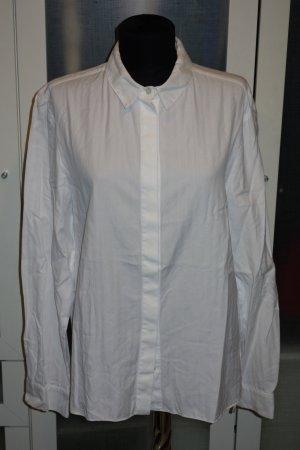 Org. STELLA McCARTNEY Bluse in weiß/creme mit lässigem Schnitt Gr.40