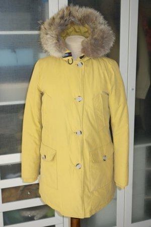 Woolrich Parka dark yellow