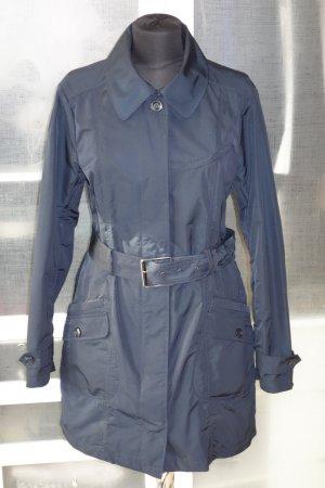Woolrich Trenchcoat bleu foncé