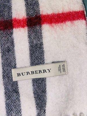 Burberry Sciarpa in cashmere multicolore