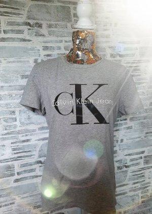 Orginal Calvin Klein Shirt, Gr M,grau, Hochwertig!