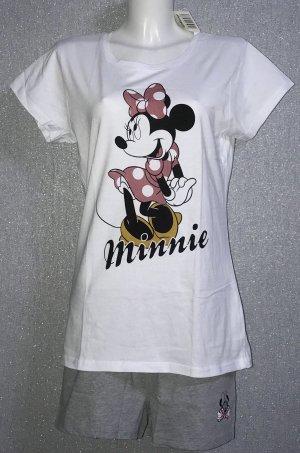 Orginal Disney Minnie Maus Shorty Set in L Neu