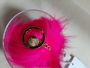 Guess Sleutelhanger goud-roze
