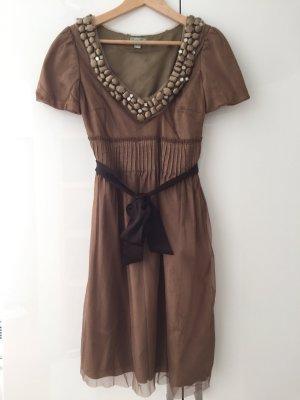Orginal Hoss Intropia Kleid mit Applikationen