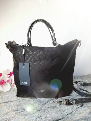 Orginal JOOP! Handtasche, schwarz/silber, Cortina Design, Hochwertig!
