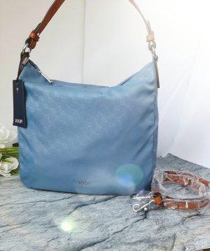 Orginal Joop! Tasche, light blue, Cortina Design & Ledergurt, Neu &Etikett!