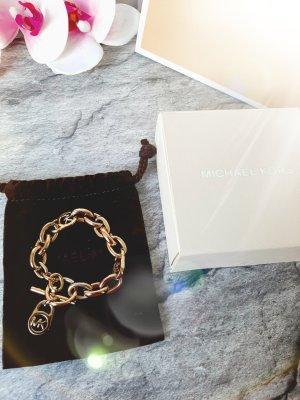 Orginal Michael Kors Armband, vergoldet,  glänzend, &OVP, Hochwertig!
