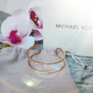 Orginal Michael Kors, Armreif, rose'gold, Neu!