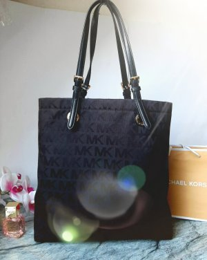 Michael Kors Shopper noir-doré