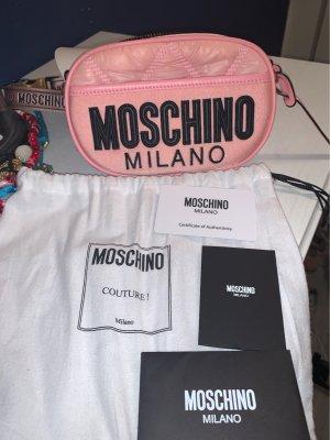 Orginal Moschino Milano Gürteltasche rosa