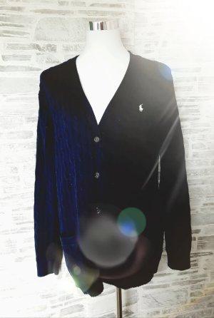 Ralph Lauren Rebeca azul oscuro Algodón