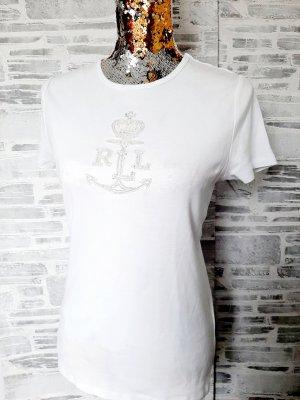 Orginal Ralph Lauren T Shirt, weiss, Gr.L, Hochwertig!