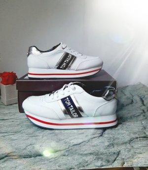 Orginal Tom Tailor  Sneaker,weiss, Gr.40, Neu & Etikett!