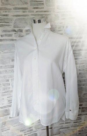 Tommy Hilfiger Blusa ancha blanco