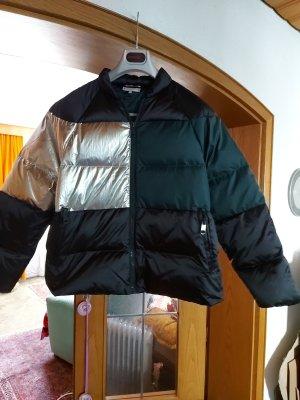 orginal Tommy Hilfiger  Damen  Bardot Daunen Puffer Jacke unifarben in Xl 42