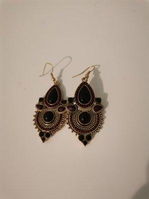 Orientalische Ohrringe